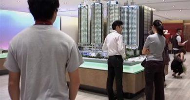 香港大民調:每4人有3人認為現在并非買樓時機(中文大學香港亞太研究所民調顯示……)