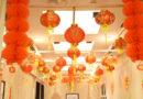 スイスホテル南海大阪(瑞士大酒店)张灯结彩等你来过大年 预约时说明是在《中日新报》得到的信息有惊喜!