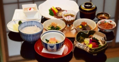 南海瑞士大酒店推出怀石健康午餐套餐【身体が喜ぶ!懐石ランチ】(小林祐梨子监制)